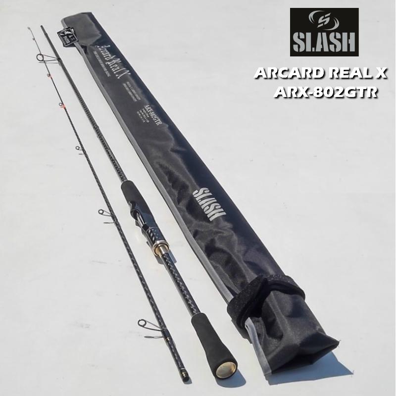 SLASH/スラッシュ ARCARD REAL-X ARX-802GTR 【アーカード リアルX】
