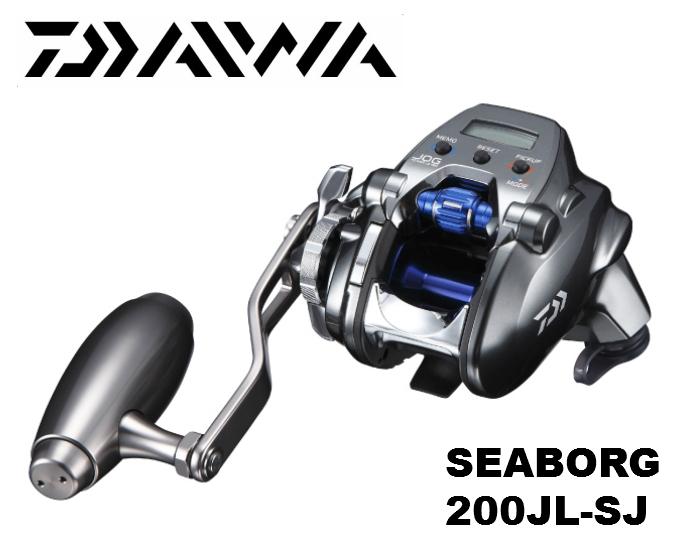 ダイワ/DAIWA 電動リールシーボーグ/SEABORG 200JL-SJ (左ハンドル)