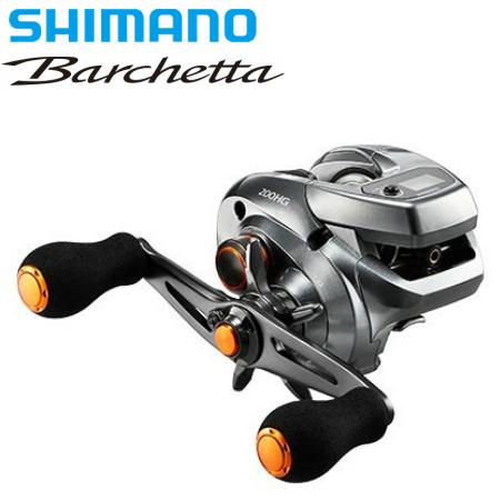 シマノ/SHIMANO バルケッタ 200HG (右ハンドル) Barchetta