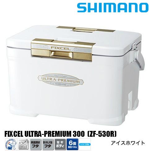 シマノ/SHIMANO ZF-530R フィクセル ウルトラプレミアム FIXCEL ULTRA-PREMIUM 300 (6面極厚真空)