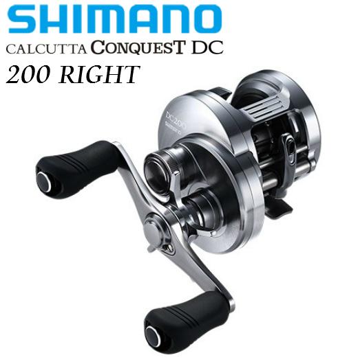シマノ/SHIMANO 19 カルカッタ コンクエスト DC 200 RIGHT [CALCUTTA CONQUEST DC]右ハンドル