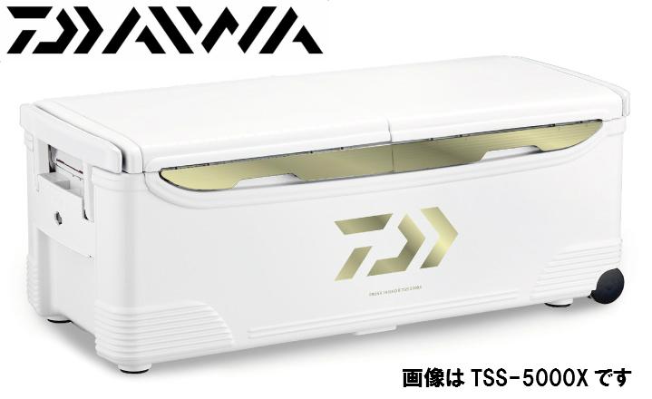 ダイワ/DAIWA トランク大将2 TSS4000X シャンパンゴールド (3面真空)
