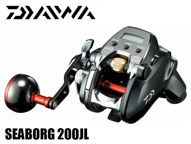 ダイワ/DAIWA SEABORG/シーボーグ 200JL (左ハンドル) 2019yモデル 電動リール