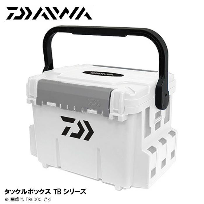 座れるタックスボックス インナートレー内蔵 ダイワ 大決算セール TB5000 タックルボックス 返品送料無料 DAIWA