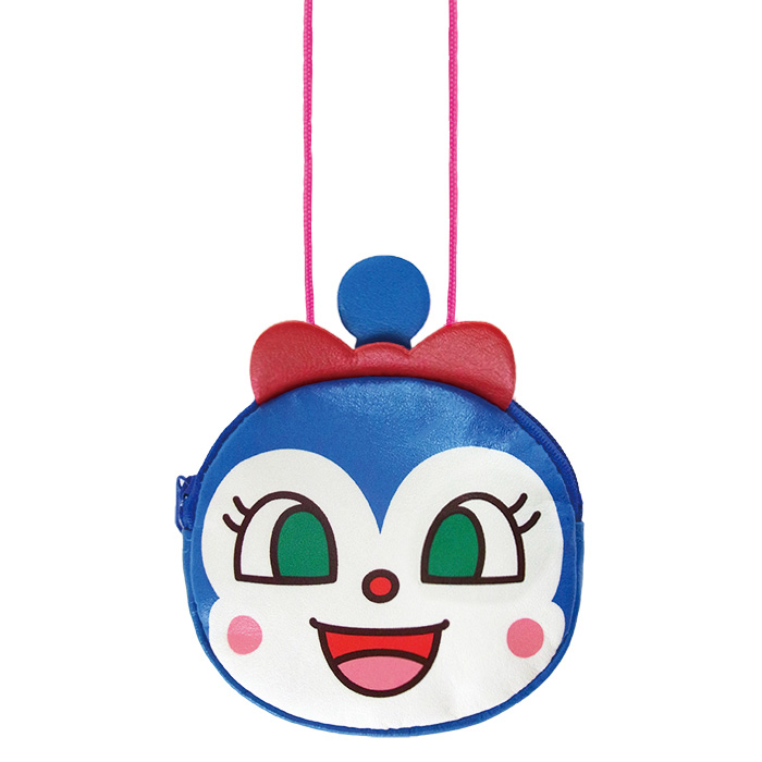 百貨店 アンパンマンシリーズ ミニポシェット コキンちゃん メイルオーダー