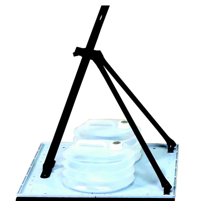 プレミアム万能こいのぼりポールスタンド(水袋5L 2個付) (こいのぼりスタンド) (こいのぼりベランダ)鯉のぼり 鯉幟