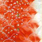こいのぼり 単品鯉のぼり 星歌スパンコール鯉 1.2m鯉のぼり 鯉幟