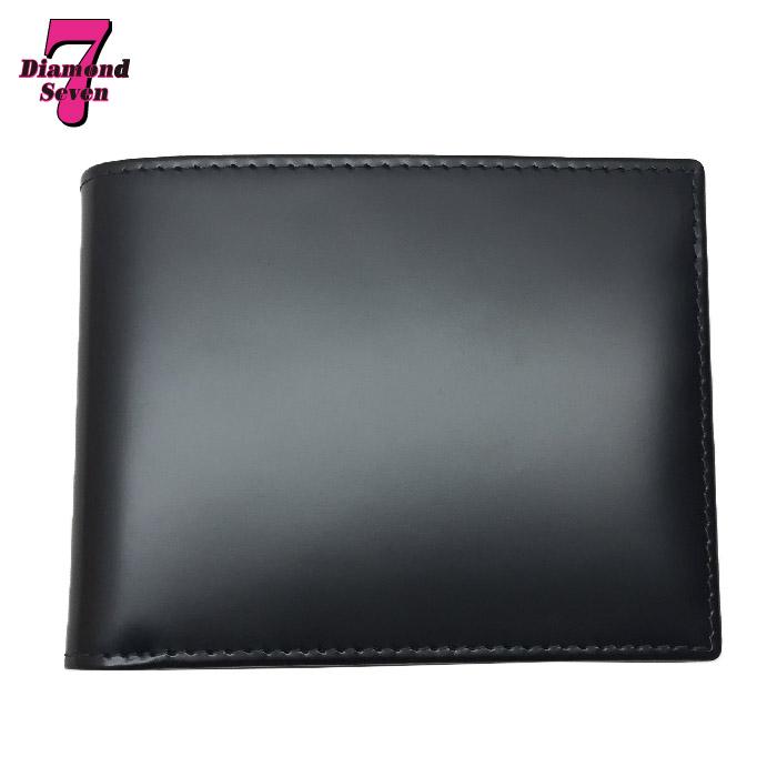 送料無料【未使用】ETTINGER エッティンガー 二つ折り財布 メンズ ブライドルレザー ブラック イエロー 男性 プレゼント ウォレット BH141JR