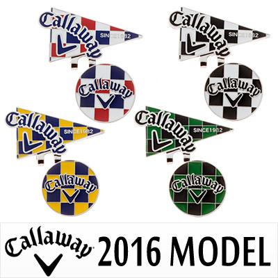 2016年モデル キャロウェイ Flag Marker JM 永遠の定番モデル 正規認証品 新規格 フラッグ 16 マーカー