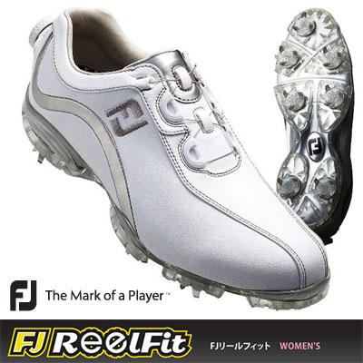 FOOTJOY [フットジョイ] FJ リールフィット レディース ゴルフ シューズ 93809 W