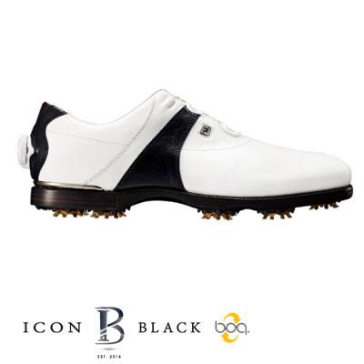 【格安SALEスタート】 FOOTJOY(フットジョイ) FJ FJ ICON Boa BLACK Boa ゴルフ シューズ ゴルフ 52049, 濃厚本舗:a4976c42 --- hortafacil.dominiotemporario.com
