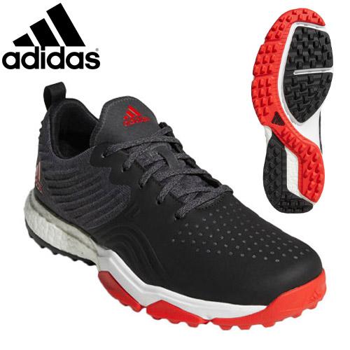 adidas [アディダス] アディパワーフォージド S BAY92 メンズ ゴルフシューズ B37175 (3E/EEE), アフロビート 942c168f