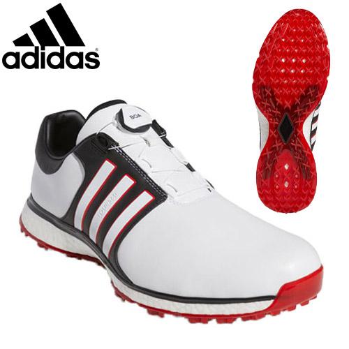 adidas [アディダス] ツアー360 XT スパイクレス ボア DBB80 メンズ ゴルフシューズ F34190 (3E/EEE)