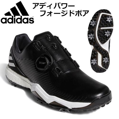 adidas [アディダス] アディパワーフォージドボア BTE46 メンズ ゴルフシューズ BD7141