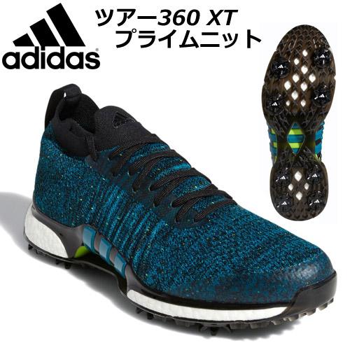adidas [アディダス] ツアー360 XT プライムニット DBE66 ゴルフシューズ F35407