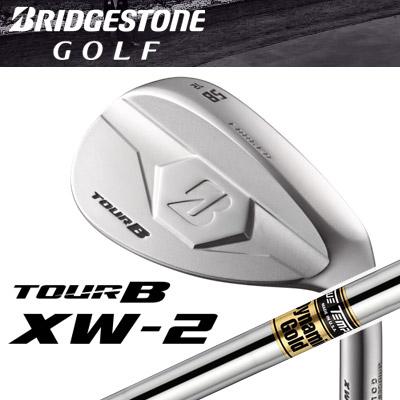 BRIDGESTONE GOLF [ブリヂストン ゴルフ] TOUR B XW-2 ウェッジ 【シルバー】 Dynamic Gold スチールシャフト