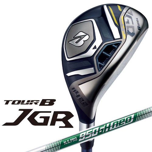 BRIDGESTONE [ブリヂストン ゴルフ] TOUR B JGR 2019 ユーティリティ N.S.PRO 950GH neo スチールシャフト