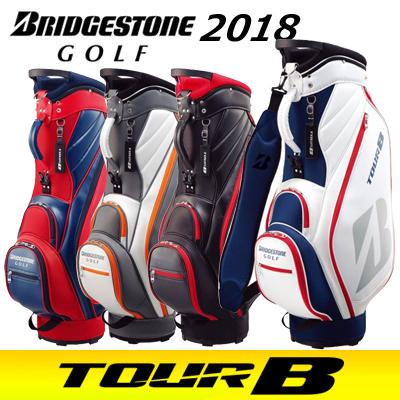 BRIDGESTONE GOLF [ブリヂストン ゴルフ] TOUR B 軽量スポーティモデル キャディバッグ CBG821