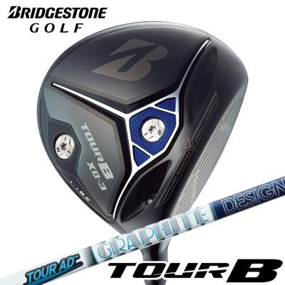 BRIDGESTONE GOLF [ブリヂストン ゴルフ] TOUR B XD-3 2018 ドライバー Tour AD VR-6 カーボンシャフト
