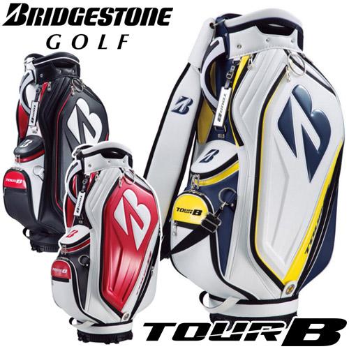 BRIDGESTONE GOLF [ブリヂストン ゴルフ] TOUR B プロレプリカモデル キャディバッグ CBG001