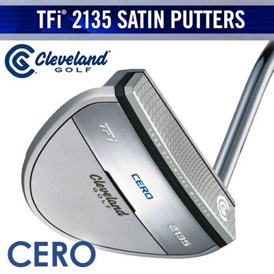 Cleveland [クリーブランド] TFi 2135 SATIN パター CERO [日本正規品]