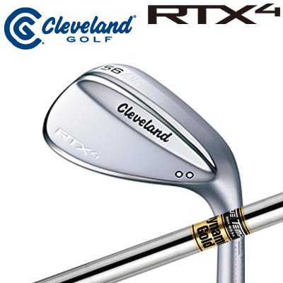 Cleveland GOLF [クリーブランド] RTX4 ツアーサテン ウェッジ ダイナミックゴールド スチールシャフト [日本正規品]