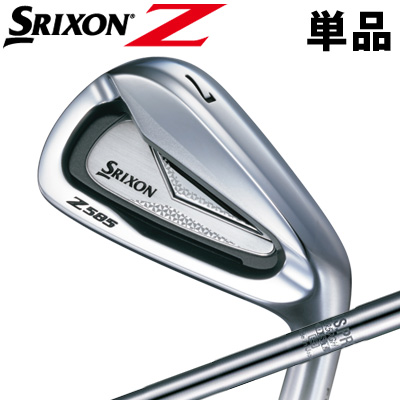 DUNLOP [ダンロップ] SRIXON [スリクソン] Z 585 単品 アイアン (#4、AW、SW) N.S.PRO 950GH DST スチールシャフト