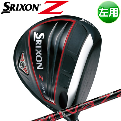DUNLOP [ダンロップ] SRIXON [ダンロップ] Z785 【左用】 ドライバー Miyazaki Mahana カーボンシャフト