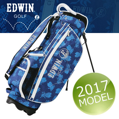 EDWIN GOLF [エドウィン ゴルフ] スタンド キャディバッグ EDWIN-038S