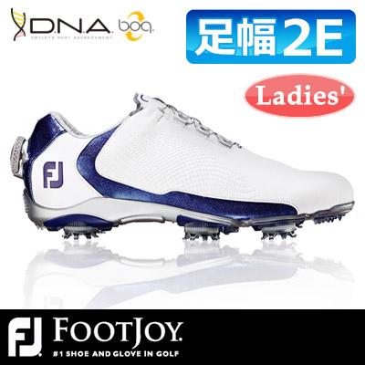 FOOTJOY [フットジョイ] D.N.A. Boa [ディー・エヌ・エー ボア] レディース ゴルフ シューズ 94828