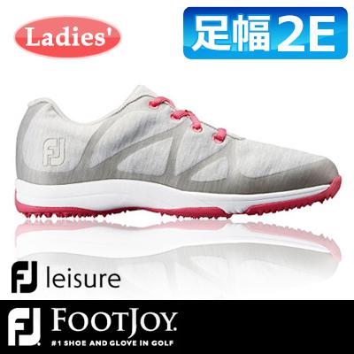 FOOTJOY [フットジョイ] FJ leisure レディース ゴルフ シューズ 92903 (W)