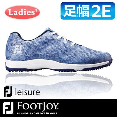 FOOTJOY [フットジョイ] FJ leisure レディース ゴルフ シューズ 92905 (W)