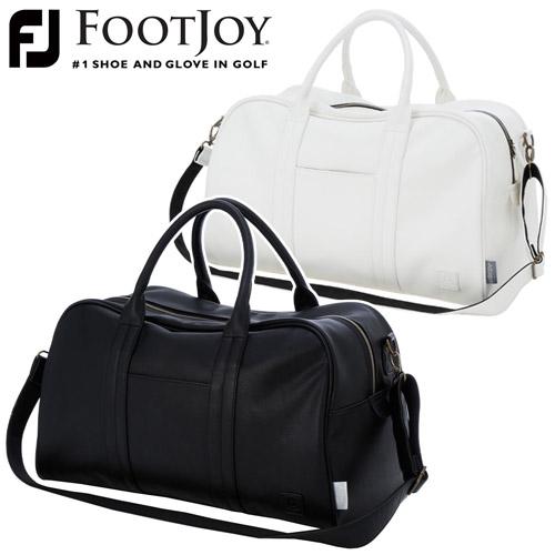 FOOTJOY [フットジョイ] FJモノトーンシリーズ ダッフルバッグ FA19TVDFLM