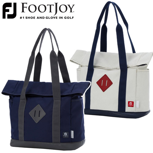FOOTJOY [フットジョイ] FJジョイフォーザシーズン トートバッグ FA19TVTBJ