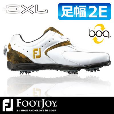FOOTJOY [フットジョイ] EXL Boa [イーエックスエル ボア] ゴルフ シューズ 45170