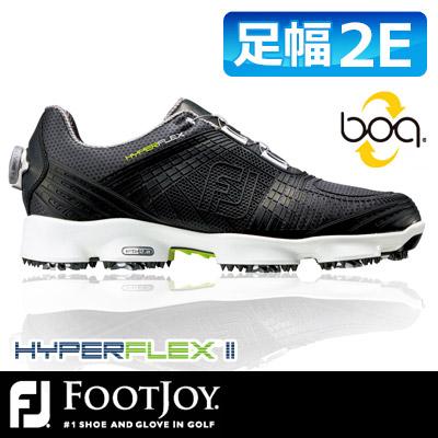 FOOTJOY [フットジョイ] HYPERFLEX II BOA [ハイパーフレックス 2 ボア] ゴルフ シューズ 51041