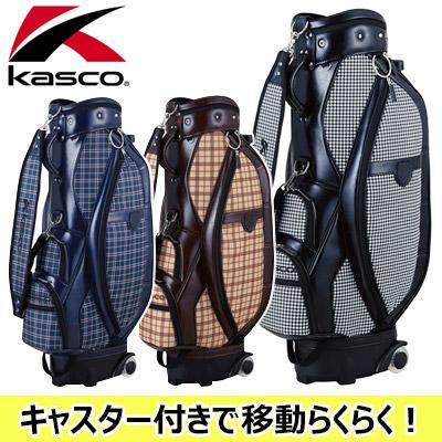 日本人気超絶の KASCO KS-088 [キャスコ] キャスター付き [キャスコ] キャディバッグ KS-088, 大西測定:fa7d0252 --- supercanaltv.zonalivresh.dominiotemporario.com