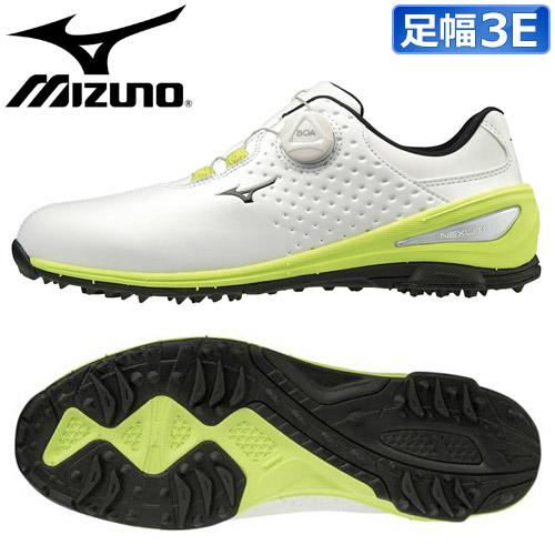 mizuno mens nexlite 006 boa golf shoes