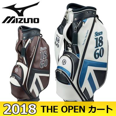 MIZUNO [ミズノ] THE OPEN カート キャディバッグ 5LJC180500