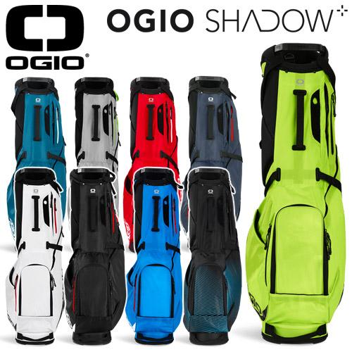 OGIO [オジオ] SHADOW FUSE 304 スタンドキャディバッグ 19 JV