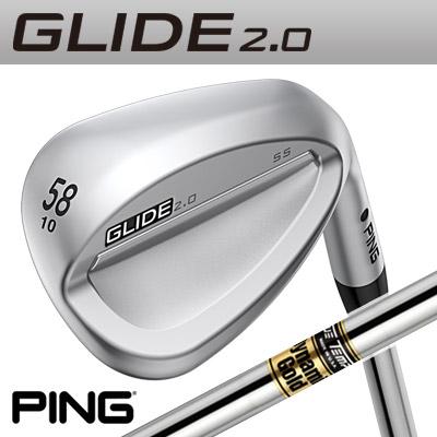 PING [ピン] GLIDE 2.0 WEDGE [グライド 2.0 ウェッジ] DG S200 スチールシャフト [日本正規品]