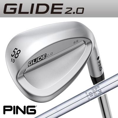 PING [ピン] GLIDE 2.0 WEDGE [グライド 2.0 ウェッジ] N.S.PRO 950GH スチールシャフト [日本正規品]