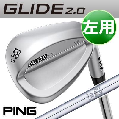 PING [ピン] GLIDE 2.0 WEDGE [グライド 2.0 ウェッジ] 【左用】 N.S.PRO 950GH スチールシャフト [日本正規品]