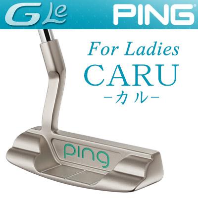 PING [ピン] G Le [ジー・エルイー] CARU [カル] レディース パター [日本正規品]