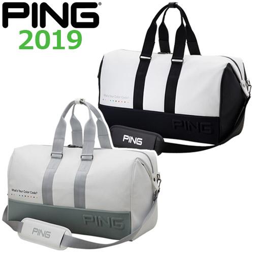 PING [ピン] GB-C192 ボストンバッグ 34859
