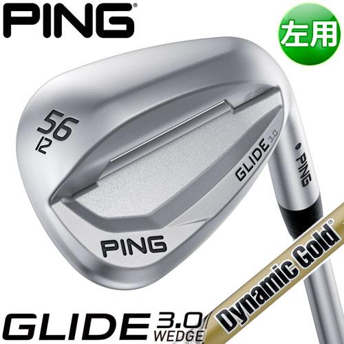PING [ピン] 【左用】 GLIDE 3.0 WEDGE [グライド 3.0 ウェッジ] DG EX TOUR ISSUE X100 スチールシャフト [日本正規品]