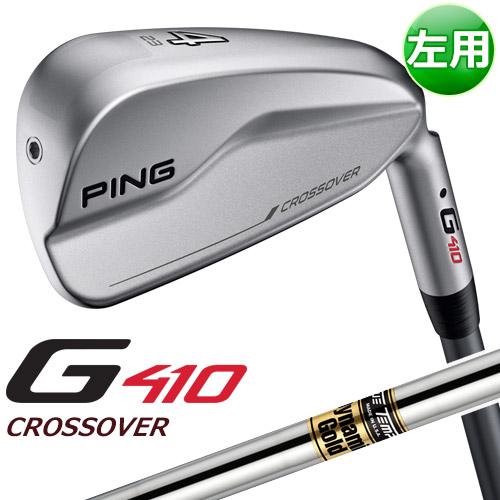 PING [ピン] 【左用】 G410 クロスオーバー DG S200 スチール [日本正規品]