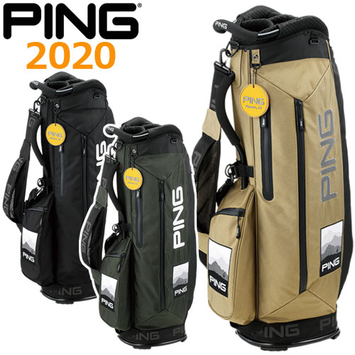 PING [ピン] CB-P201 キャディバッグ 35076