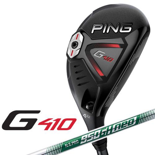 【あす楽対応】 PING [ピン] G410 ハイブリッド N.S.PRO 950GH neo スチール [日本正規品]