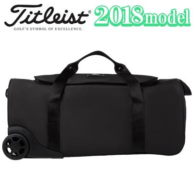 Titleist [タイトリスト] ホイール付ダッフルバッグ AJWDFL82 [2018モデル]